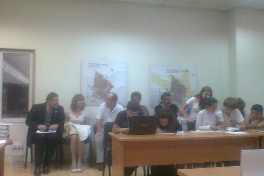 """Проект """"Народните будители и Аз"""", общинско състезание в Пазарджик"""