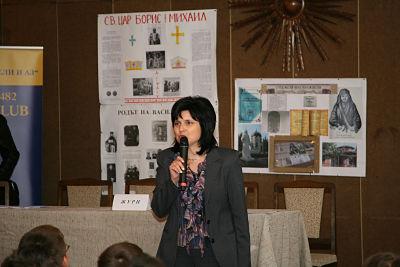 Народните будители и Аз 2011